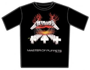 Metallica 'Master Of Puppets' T-Shirt